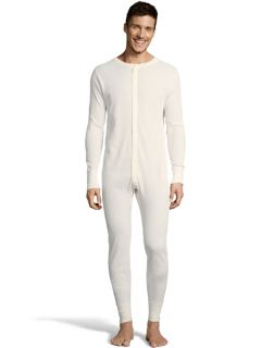 Men's Winter White thermal Suit
