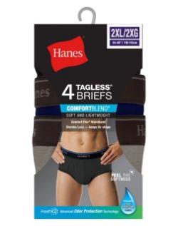 dual pouch underwear