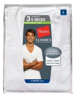 v neck undershirt