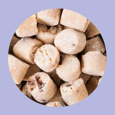 Topper's Craft Creamery Cookie Dough Topping