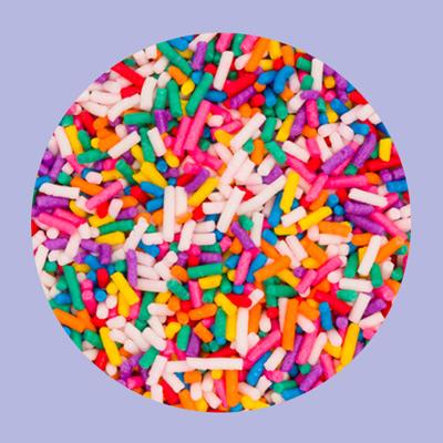 Topper's Craft Creamery Rainbow Sprinkles