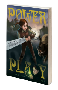 Book Cover: Power Play