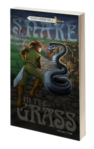 Book Cover: Snake in the Grass