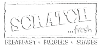 Scratch Fresh Burgers Logo