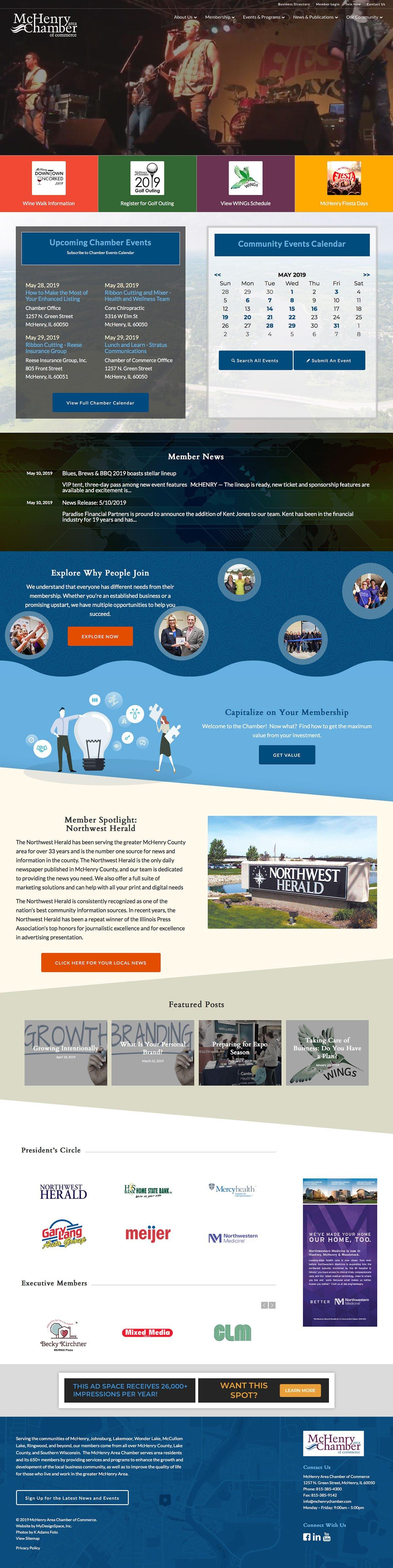 MACC Home Page