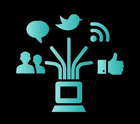 SOCIAL MEDIA BRANDING AND INTEGRATION