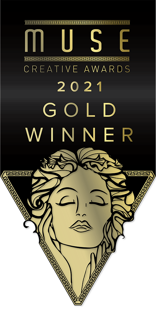 Muse Creative Awards 2021 Gold Winner