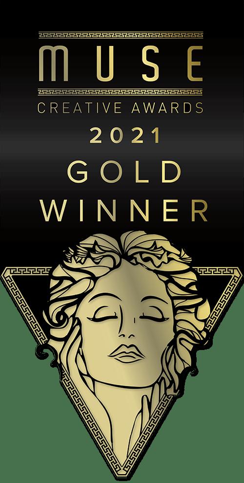 Muse Creative Awards 2021 Gold Winner