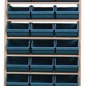 Estante 24-8A na cor azul