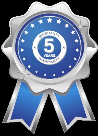 warranty-5-years