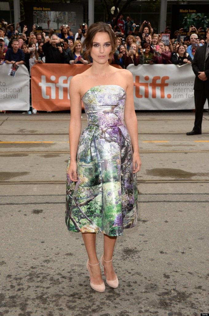 """""""Can A Song Save Your Life?"""" Premiere - Arrivals - 2013 Toronto International Film Festival"""