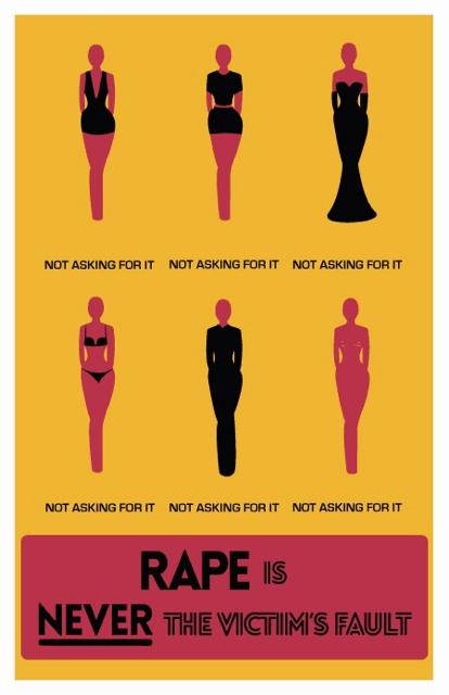 rapeposter