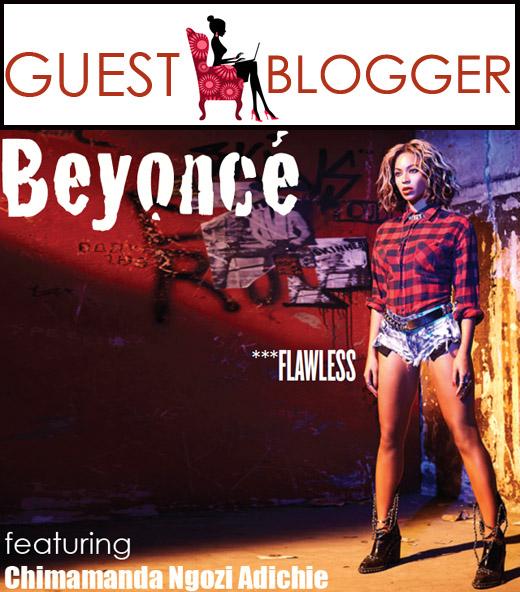 Chimamanda Ngozi Adiche-Beyonce-Flawless