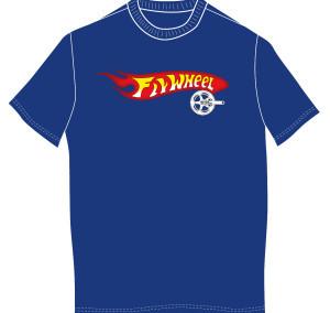 T-Shirt Design – Flywheel