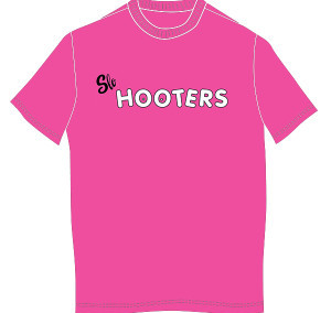 T-Shirt Design – SLO Hooters