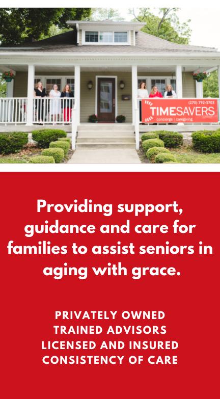 Providing Support for Seniors