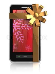 mobile phone christmas gift