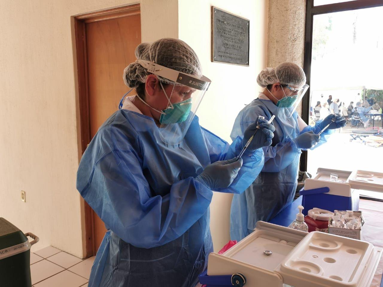 Iniciará vacunación contra COVID-19 en adultos mayores de La Chona y San Juan de los Lagos