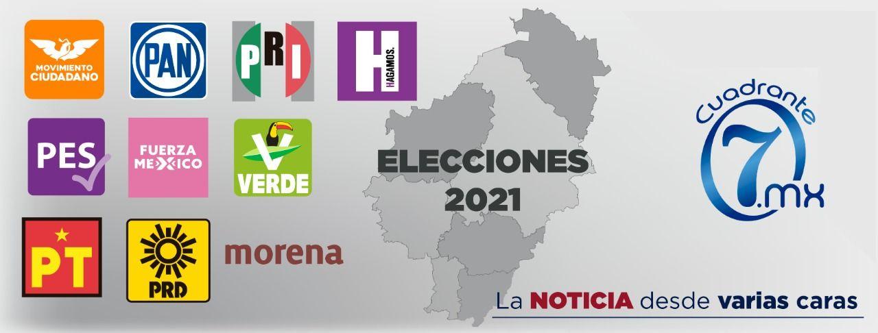 Así fueron los cierres de campaña en Lagos de Moreno