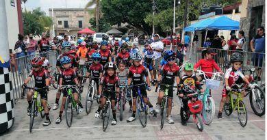 17 niños y niñas laguenses clasifican para el Campeonato Nacional Infantil de Ciclismo
