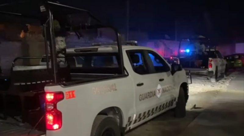 Fiscalía de Jalisco investiga enfrentamiento en Encarnación de Díaz en el que perdieron la vida cuatro policías municipales