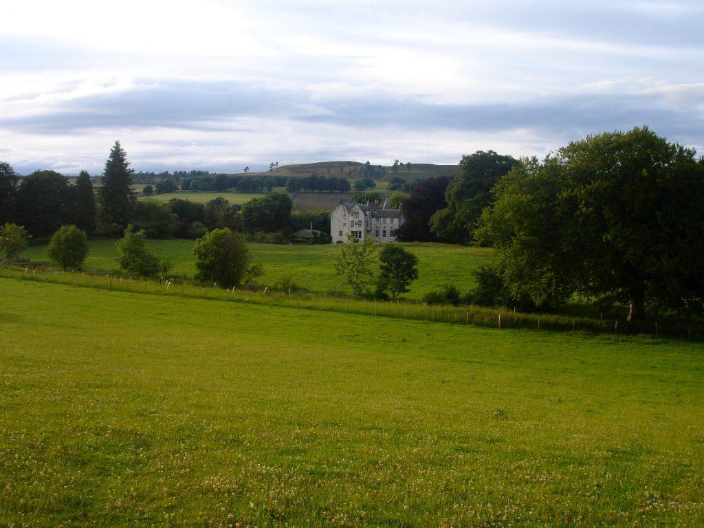 Bamff House, 1300 acres estate