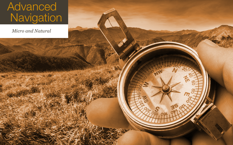 Weekend Advanced Navigation Course -- Five Senses