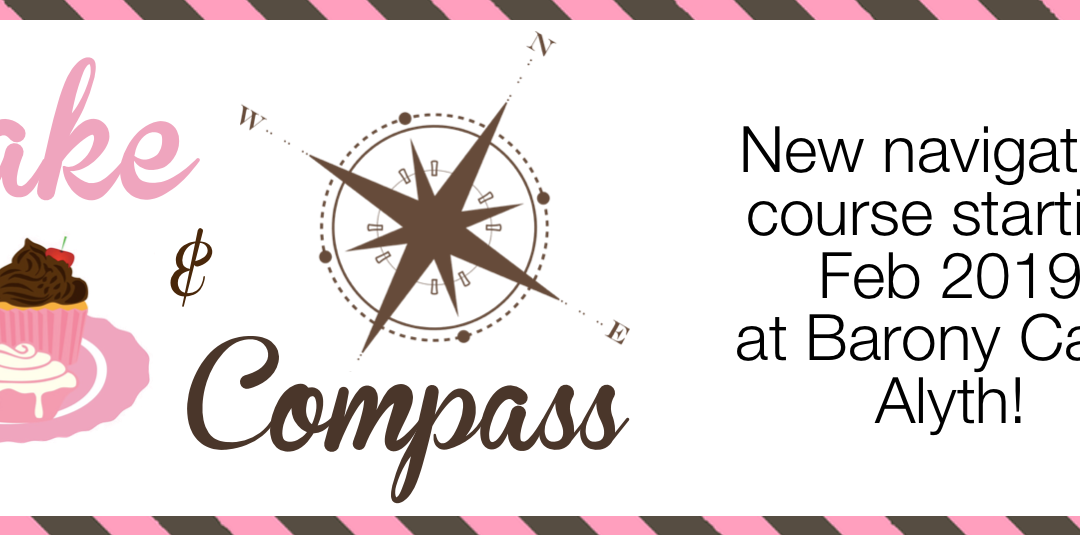 New 8 week navigation course: Cake and Compass