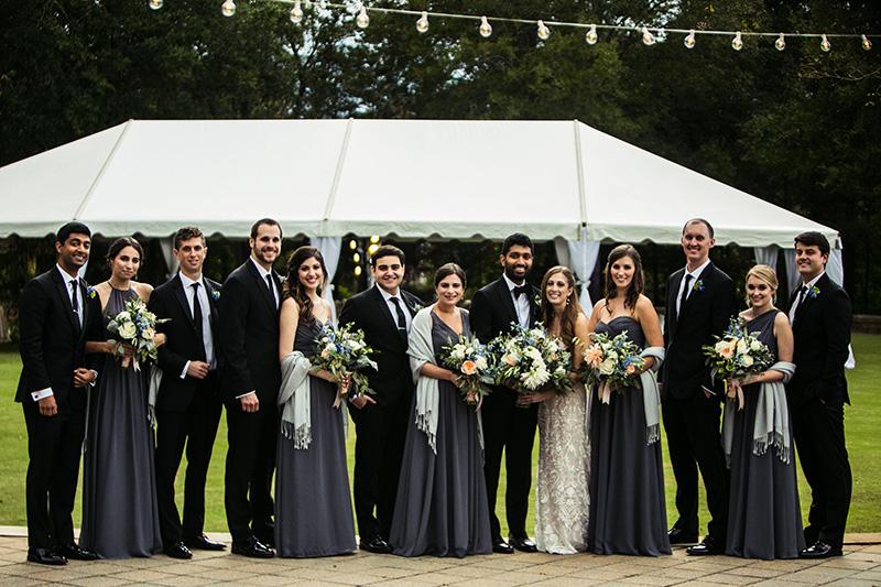 E J Bridal Party_139