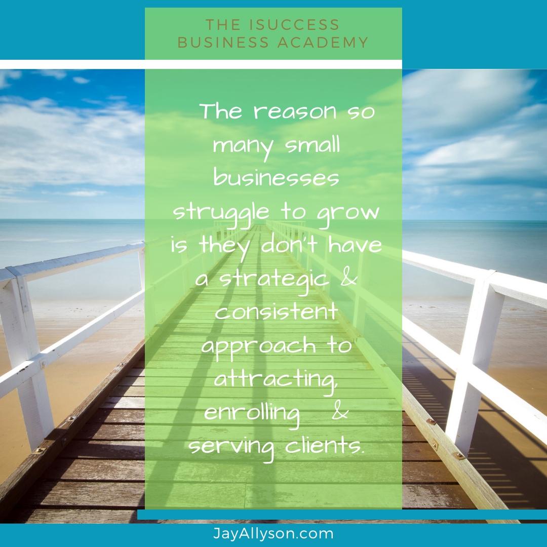 isuccess strategic marketing online business education