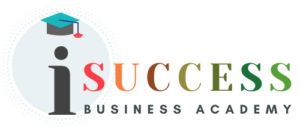 iSuccess business academy logo online business education