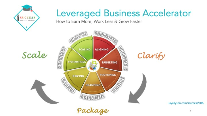 Leveraged Business Accelerator for Success in a Service Business