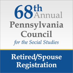 68th Annual Conference Retired/Spouse Registration