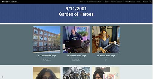 9/11 Garden of Heroes