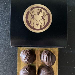 Wine Dark Chocolates