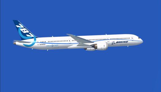 Cabin In The Sky: Boeing 787