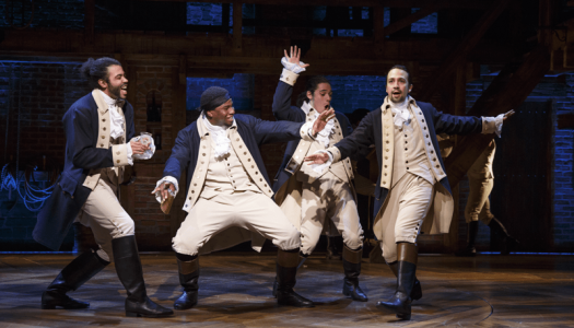 Hamilton on Broadway Lives up to Hype & Hip-Hop