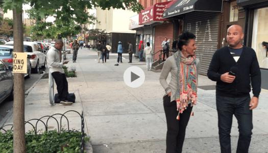 Video Interview: Nona Hendryx' Transformation Art Exhibit in Harlem