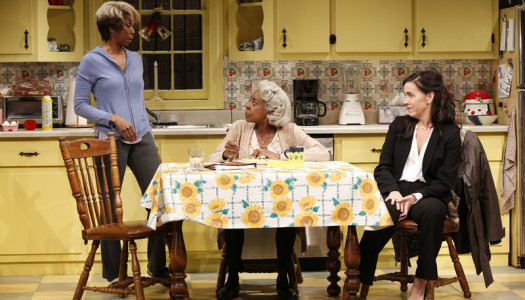 """Review: Domingo Shines as a Playwright with """"DOT"""""""