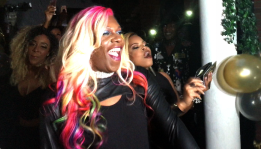Big Freedia Hosts VIP Premier Party at Swanky Ace Hotel