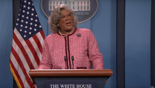 Madea as White House Communications Director: Hilarious