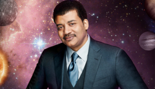 """Neil deGrasse Tyson: """"After the laws of physics, everything else is opinion"""""""
