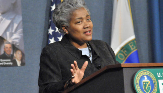 Donna Brazile on 'The View' to discuss new book today