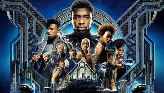 Chadwick Boseman is a Superhero, African King in 'Black Panther'
