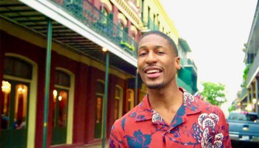 Mardi Gras jazzes it up with New Orleans native Jon Batiste