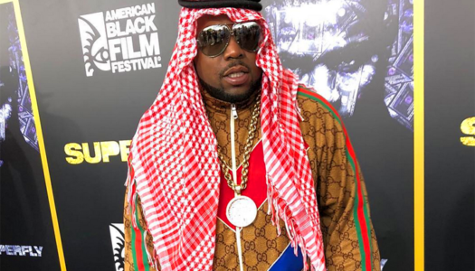 Big Boi dazzles on the Red Carpet at the American Black Film Festival