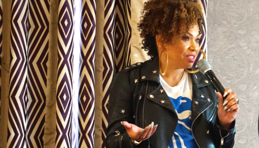 Tisha Campbell-Martin on Fame, Celebrity & Service to others