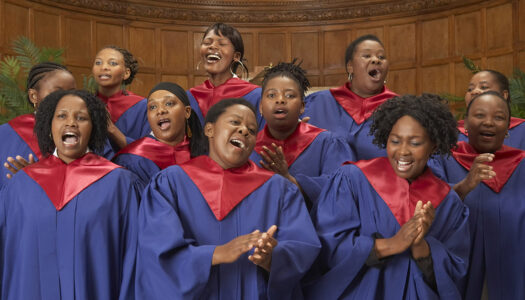 Gospel Legends Live! – a carefully curated playlist