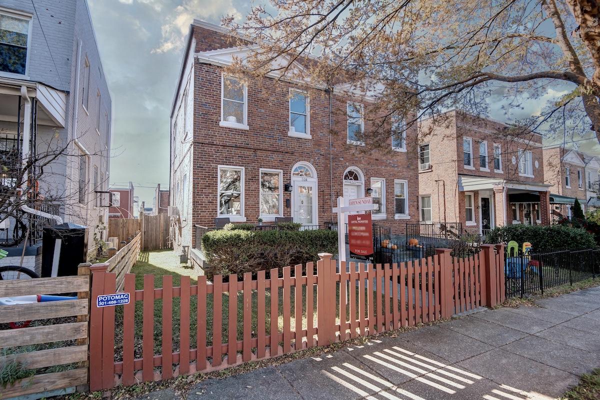 DC Neighborhoods - Brightwood