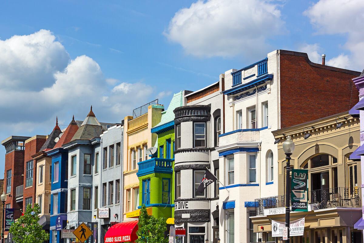 Washington DC Neighborhoods -Adams Morgan